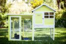 Advantek-Stilt-House-Rabbit-Hutch-Yellow